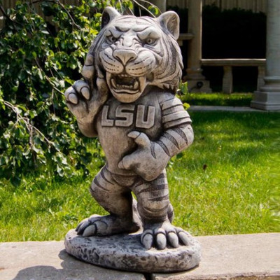 LSU Tigers Vintage Mascot Garden Statue | Stonecasters | 2788TR