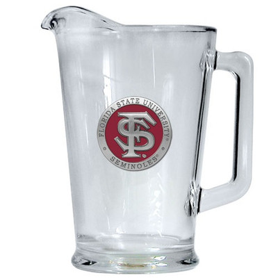 FSU Seminoles Beer Pitcher | Heritage Pewter | PI10265ER