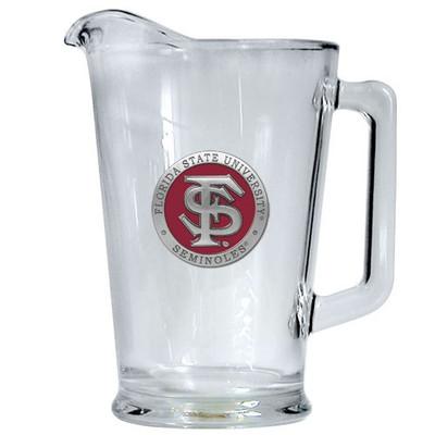 FSU Seminoles Beer Pitcher | Heritage Pewter | PI10265ER