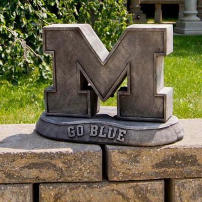 Michigan Wolverines Vintage Mascot Garden Statue | Stonecasters | 2984TR