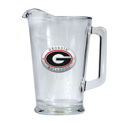 Georgia Bulldogs Beer Pitcher | Heritage Pewter | PI10005ER
