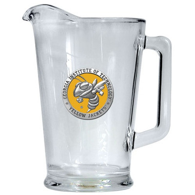 Georgia Tech Yellow Jackets Beer Pitcher | Heritage Pewter | PI10182EY