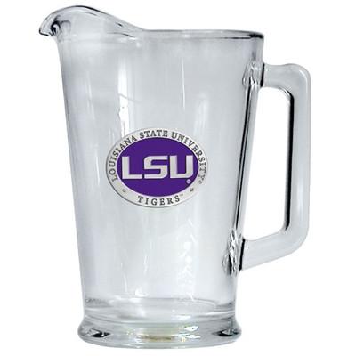 LSU Tigers Beer Pitcher   Heritage Pewter   PI10374EP