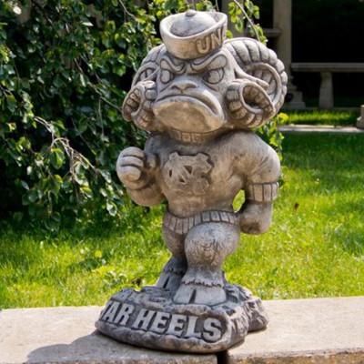 UNC Tar Heels Vintage Mascot Garden Statue | Stonecasters | 2789TR
