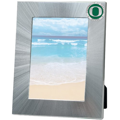 Oregon Ducks 5x7 Picture Frame | Heritage Pewter | FR10169EGLG