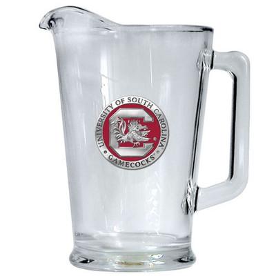 South Carolina Gamecocks Beer Pitcher   Heritage Pewter   PI10165ER