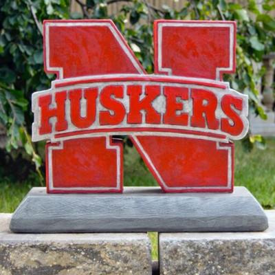 Nebraska Huskers Mascot Garden Statue | Stonecasters | 2996HT