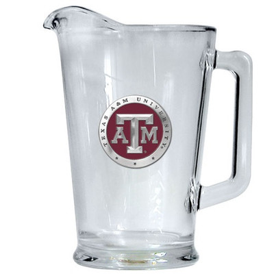 Texas A&M Aggies Beer Pitcher | Heritage Pewter | PI10126ER
