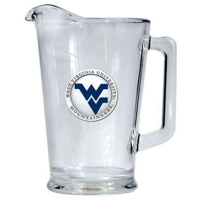 West Virginia Mountaineers Beer Pitcher | Heritage Pewter | PI10205EB