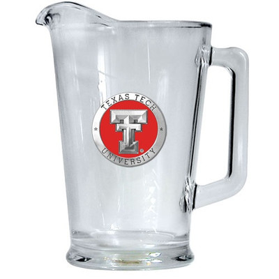 Texas Tech Red Raiders Beer Pitcher | Heritage Pewter | PI10146ER