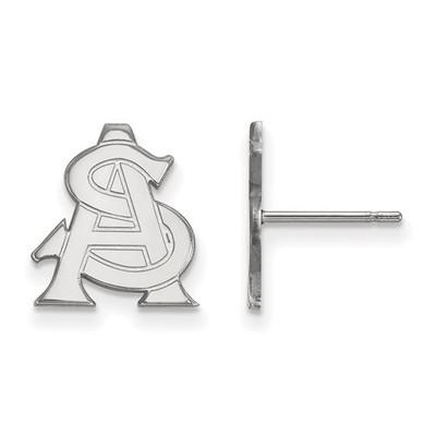 Arizona State University Logo Post Earrings | Logo Art | SS031AZS