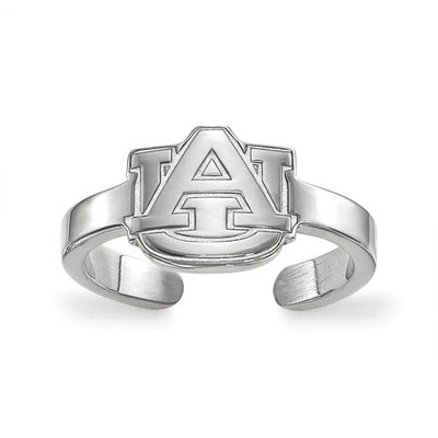 Auburn University Logo Sterling Silver Toe Ring | Logo Art | SS029AU