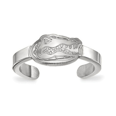 Florida Gators Sterling Silver Toe Ring | Logo Art | SS029UFL