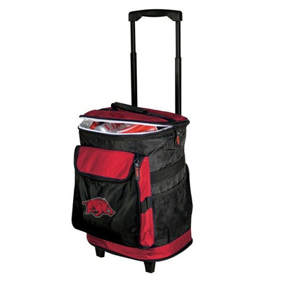 Arkansas Razorbacks Rolling Cooler | Logo Chair | 108-57