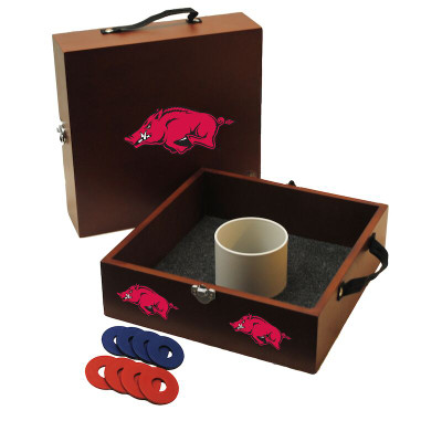 Arkansas Razorbacks Washer Toss | Wild Sports | WT-D-ARK