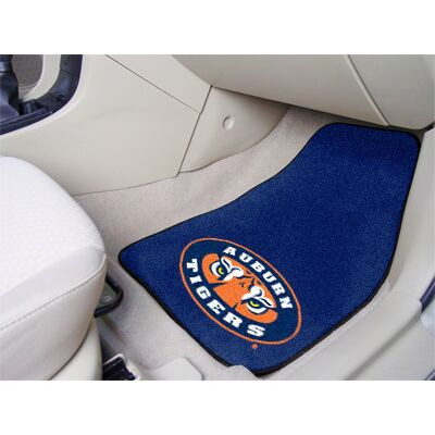 Auburn Tigers Carpet Floor Mats | Fanmats | 5144