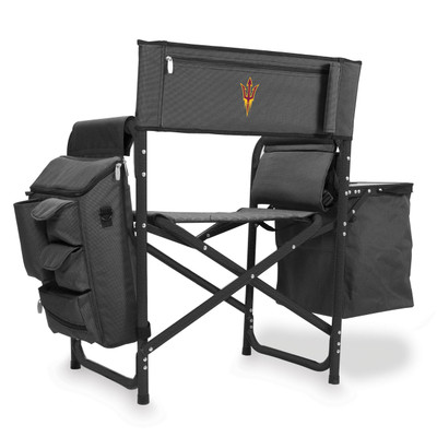 Arizona State Sun Devils Fusion Tailgating Chair | Picnic Time | 807-00-679-024-0