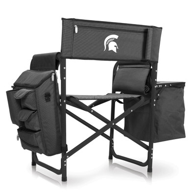 MSU Spartans Fusion Tailgating Chair | Picnic Time | 807-00-679-354-0