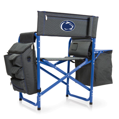Penn State Nittany Lions Fusion Tailgating Chair | Picnic Time | 807-00-639-494-0
