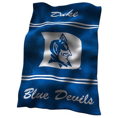 Duke Blue Devils Ultrasoft Blanket | Logo Chair | 130-27