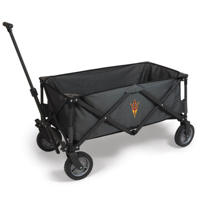 Arizona State Sun Devils Portable Adventure Wagon | Picnic Time | 739-00-679-024-0
