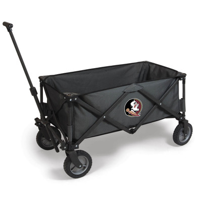 Florida State Seminoles Portable Adventure Wagon | Picnic Time | 739-00-679-174-0