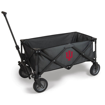 Indiana Hoosiers Portable Adventure Wagon | Picnic Time | 739-00-679-674-0