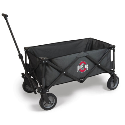 Ohio State Buckeyes Portable Adventure Wagon | Picnic Time | 739-00-679-444-0