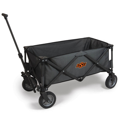 Oklahoma State Cowboys Portable Adventure Wagon | Picnic Time | 739-00-679-464-0