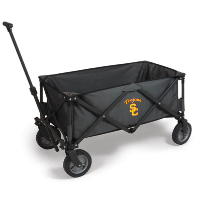 USC Trojans Portable Adventure Wagon | Picnic Time | 739-00-679-094-0