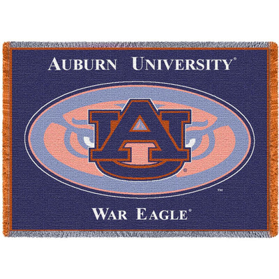 Auburn Tigers Logo Stadium Blanket | Pure Country | 304-A