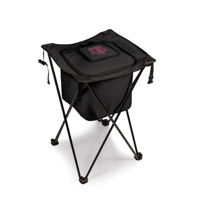 Texas A&M Aggies Sidekick Portable Cooler | Picnic Time | 779-00-179-564-0