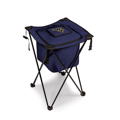 West Virginia Mountaineers Sidekick Portable Cooler | Picnic Time | 779-00-138-834-0