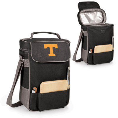 Tennessee Volunteers Duet Wine and Cheese Picnic Tote | Picnic Time | 623-04-175-552-0-2