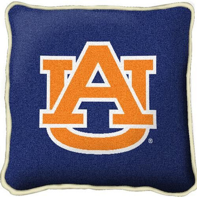 Auburn Tigers University Pillow | Pure Country | 1538-P