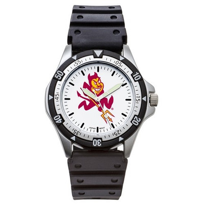 Arizona State Sun Devils Option Sports Watch | Logo Art | AZS135
