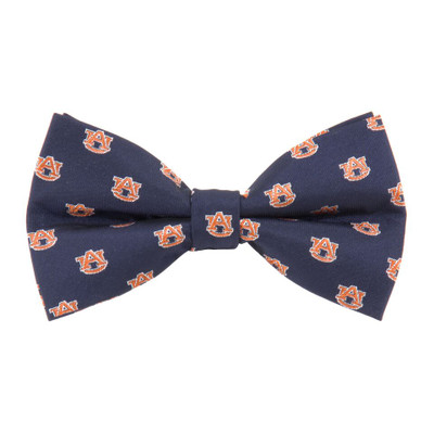 Auburn Tigers Repeat Bow Tie | Eagles Wings | 9873