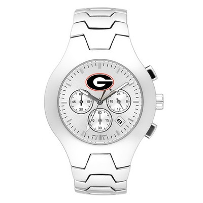 Georgia Bulldogs Men's Hall of Fame Watch | Logo Art | UGA113