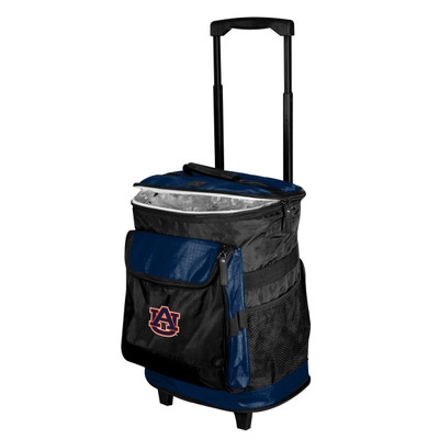 Auburn Tigers Rolling Cooler | Logo Chair | 110-57B-1