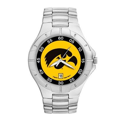 Iowa Hawkeyes Men's Pro II Watch | Logo Art | UIA117