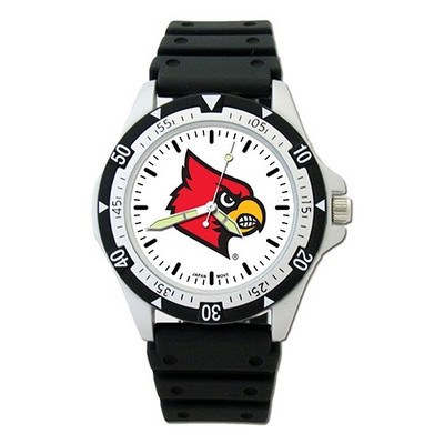 Louisville Cardinals Option Sports Watch | Logo Art | UL135