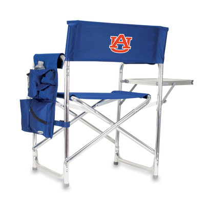 Auburn Tigers Sports Chair | Picnic Time | 809-00-138-044-0