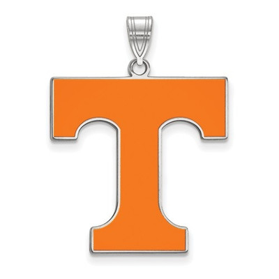 Tennessee Volunteers Orange Enamel Pendant | Logo Art | SS079UTN