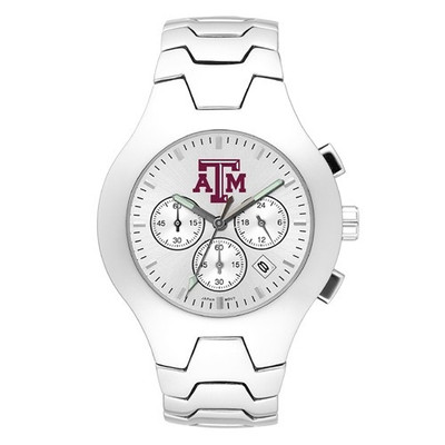 Texas A&M Aggies Men's Hall of Fame Watch | Logo Art | TAM113