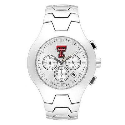 Texas Tech Red Raiders Men's Hall of Fame Watch | Logo Art | TXT113