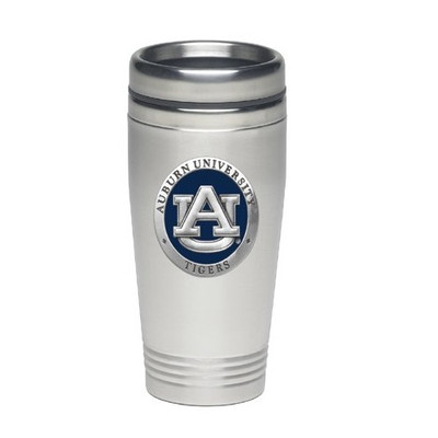 Auburn Tigers Thermal Mug | Heritage Pewter | TD10155EB