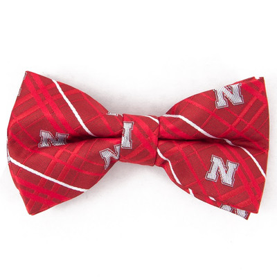 Nebraska Huskers Woven Polyester Bow Tie | Eagles Wings | 3925