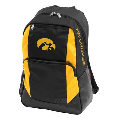 Iowa Hawkeyes Closer Backpack | Logo Chair | 155-86