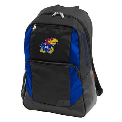 Kansas Jayhawks Closer Backpack | Logo Chair | 157-86