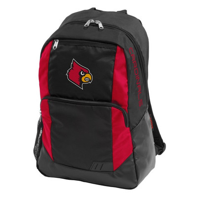Louisville Cardinals Closer Backpack | Logo Chair | 161-86